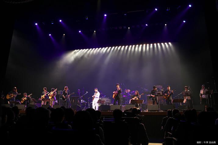 ギター生活45周年祭コンサート